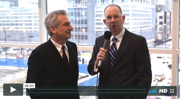 Arnold Rosen At Chicago Dental Conference